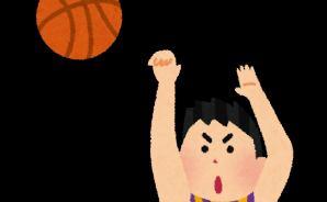バスケは身長が高い選手が有利だよね
