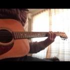 『「Pink on White Walls 」By ポールウエラー をアコースティックギターで。』の画像