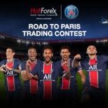 『HotForex(ホットフォレックス)が「Road to Paris,Trading Contest」を開催中!豪華賞品をゲットしよう!』の画像
