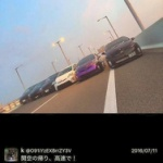 またプリウス乗りがやらかすww公道で逆向きに並列駐車し写真撮影wwww