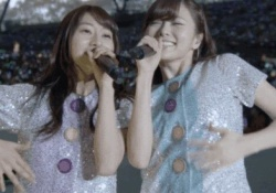 【乃木坂46】どっちも可愛いw 白石麻衣&桜井玲香のライブの1シーンwwwww