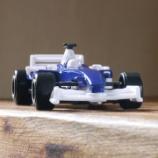 『ダイソーの100円F1ミニカーが良い出来でビックリ』の画像
