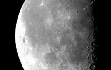 『月齢21.7のお月様 <差し替え>』の画像