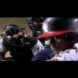 『【MLB】映画「メジャーリーグ」の再現?宙を飛ぶ華麗すぎる走塁が話題(※動画あり)』の画像