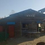 『2013/10/13雁坂小屋から黒岩尾根、国道140号線、川又』の画像