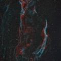 はくちょう座の星雲 3作