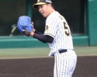 【阪神】開幕3戦目登板濃厚の青柳が粘投 5回3安打1失点