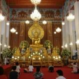 『【バンコク観光】ワット・チャナソンクラーム ===カオサン通り付近には魅力ある寺院が多いのでは?===』の画像