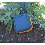 『【農作業便利グッズ】泥が付いても水洗いできる防水ワイヤレススピーカーOmakerM4 を買った。iPhoneをポケットにしまったまま、家庭菜園や農作業で退屈な草むしりがノリノリでできる!』の画像