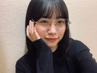 【日向坂46】メガネっ子未来虹が可愛い。