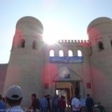 『ウズベキスタン旅行記12 世界遺産イチャン・カラを観光!ムハンマド・アミン・ハーン・メドレセとカルタ・ミナル』の画像
