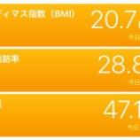 『桃のスムージー → フラレッスン → シャンディガフ』の画像