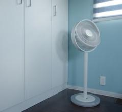 やっと扇風機を買った!そして買い回りで夏じたく。