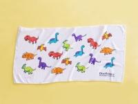 【日向坂46】小坂菜緒 直筆イラスト恐竜バスタオルが可愛すぎるwwwwwwwwww