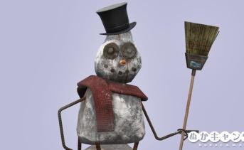 ウェイストランド雪だるま