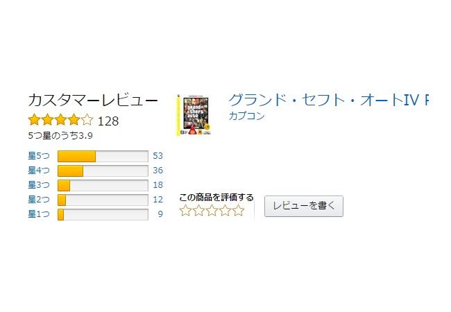 Amazonでは高評価だけどあわなかったゲームある?