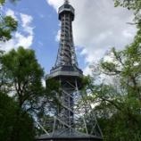 『チェコ旅行記30 一番のお勧め!世界遺産プラハ最高の絶景が見れるペトシーンタワー』の画像