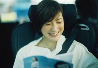 【賞賛】広末涼子「恥ずかしい」20年ぶり制服姿 CMで10~30代演じ分け