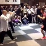 【動画】中国伝統武術は強いのか?太極拳の達人がMMA選手とガチンコ勝負! [海外]