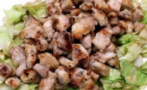 キャベツとお肉のシンプルな炒め物