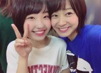 元チーム8 谷優里「7月に広島で豪雨災害があったとき太田奈緒がダンボール一杯の食料などを送ってくれた」