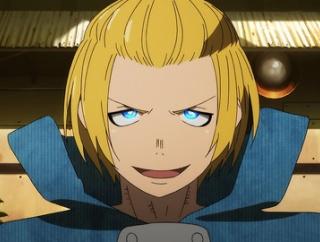【炎炎ノ消防隊】第16話 感想 用心深い性格と石橋の渡り時
