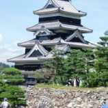 『国宝松本城@長野県松本市丸の内』の画像
