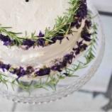 『大人可愛いネイキッドケーキ #若山春のパン祭り』の画像