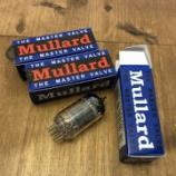 『Mullard 12AX7を購入』の画像