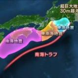 『南海トラフ地震2020年12月16日午後2時20分に起きる予言や予想がネットに出回る』の画像