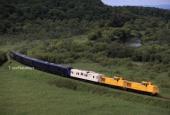 『2020/8/22運転 伊豆急2100系THE ROYAL EXPRESS北海道試運転(2日目)』の画像