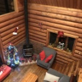 クリスマスデコレーションの準備が整いました~(˘︶˘).。.:*♡