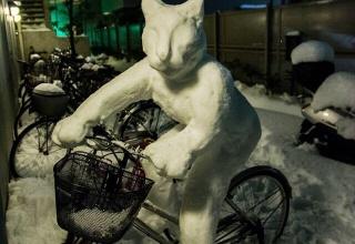【ワロタw】JK「帰ろうとして自転車見たら何コレwwwww」