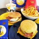 マクドナルドでお月見!ふわもちバンズがあたらしい卵とチーズの濃厚月見バーガー