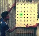 これは凄い!電気を使わないで室温を5度下げるペットボトル製のクーラーがバングラデシュで人気