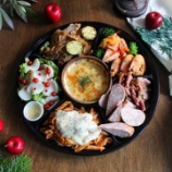 『【ご予約開始!】PastaYaクリスマスオードブル(さくら野百貨店弘前店受け取り)12月19日更新』の画像