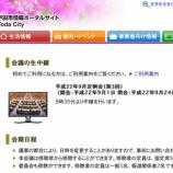 『今日から一般質問・・・戸田市議会定例会9月議会』の画像
