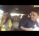 ドッキリ動画 自動車教習所の生徒がドリフトをして教官が絶叫