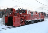 『2014/1/28運転 信越本線特殊排雪列車』の画像