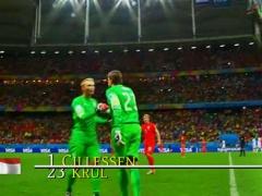 【W杯】オランダ監督ファンハールがPK戦直前でGKは交代した本当の理由