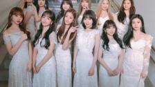 IZ*ONE、「第28回ソウル歌謡大賞」新人賞を受賞 『La Vie en Rose』を披露