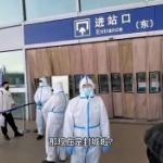 【動画】中国、人口1100万人の石家荘市を封鎖!脱出できず!駅封鎖の様子