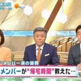 """『【NGT48】小倉智昭『メンバーの一人が町で男の人に声かけられて、""""まほほん何時に帰る?""""って、""""何時です""""って言いますか?』』の画像"""
