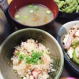 『スパムとゴーヤチャンプルーの焼きそば&白麻婆豆腐丼』の画像