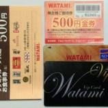 『ワタミ訪問4点セットを持って、坐・和民で一人のみ!【株主優待・クーポン】』の画像