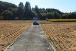交野市は稲刈りシーズン!~稲刈りが終わると交野はいよいよ秋模様へ~