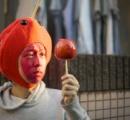 青森「りんご飴マン」が全然ゆるくない件について