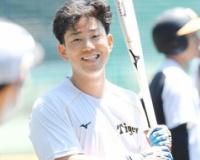 阪神・糸原「監督を胴上げしたい」悲願のリーグ優勝へ名誉主将の決意