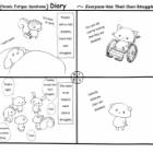 『Kuma-san's CFS Diary【Everyone Has Their Own Struggles】by Yurari   ゆらりさん作・くまさんのCFSつれづれ日記【それぞれ独自の...】{#23}』の画像