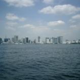 『版権フリー 東京湾(うさぎ団が撮影)』の画像